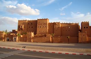 Kasbah de Ouarzazate.