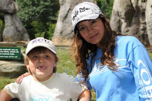 zoo, family