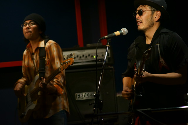 blues live at Blue Heat, Tokyo, 24 Oct 2014. 139
