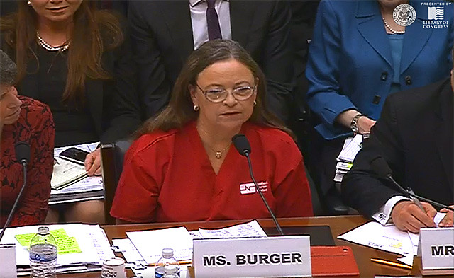 After Congressional Hearing on Ebola Prep. National Nurses Say Mandate for Hospitals Still Needed