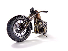 Bike 193, Bobbed V-Twin