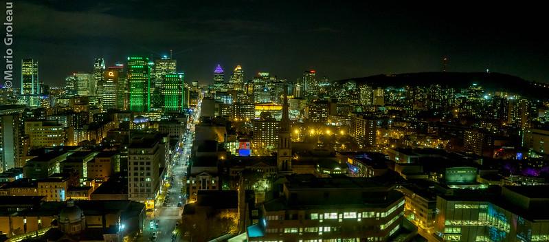 Panorama Montréalais.