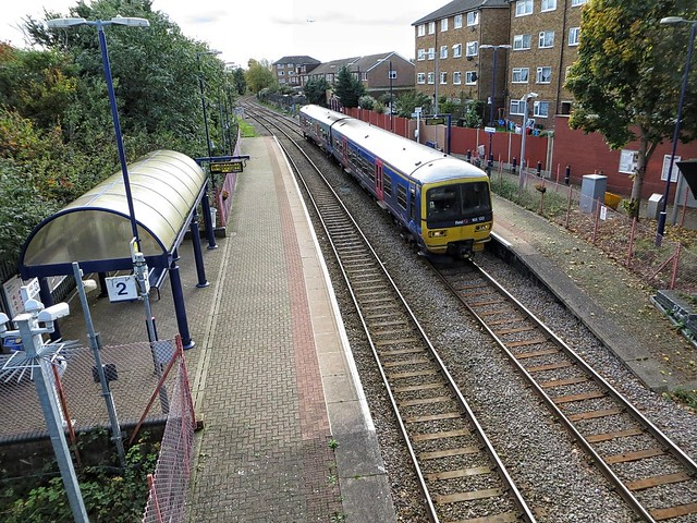 Drayton Green station