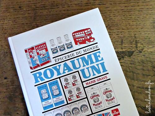 épicerie royaume-uni cookbook