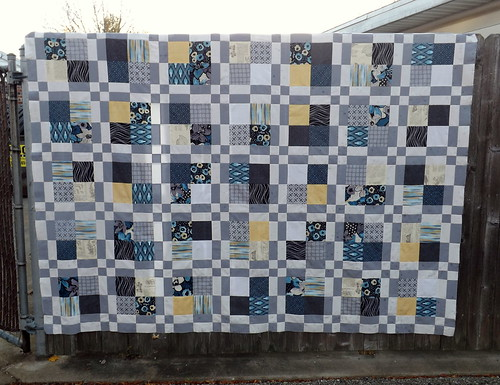 High Tea Quilt Top