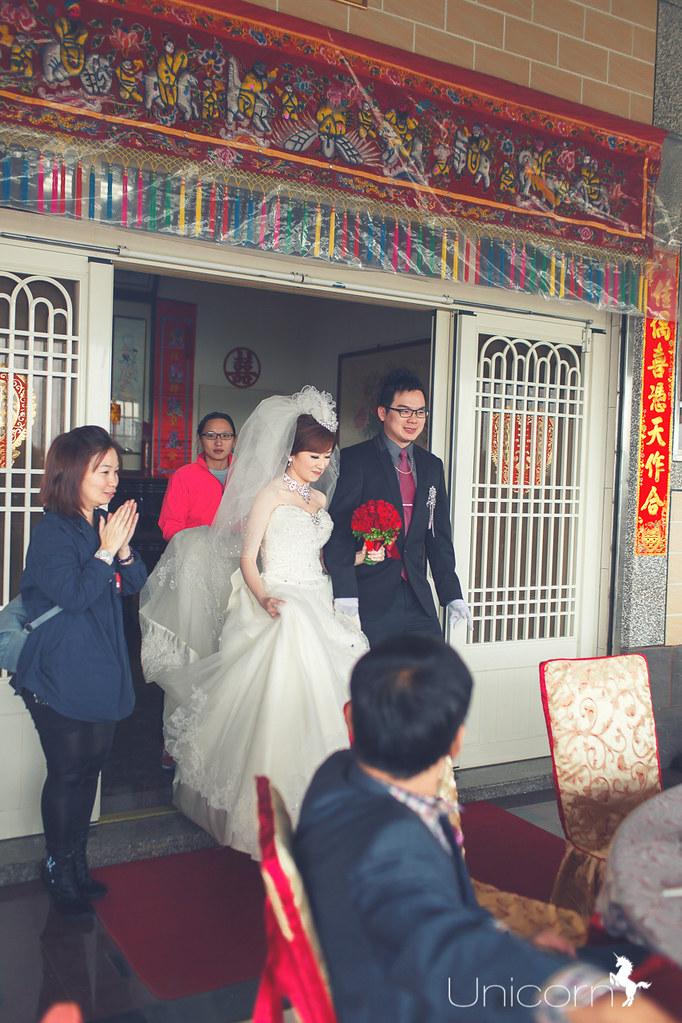 《結婚宴》奕為 & 宇紓 婚禮記錄(雲林流水席)