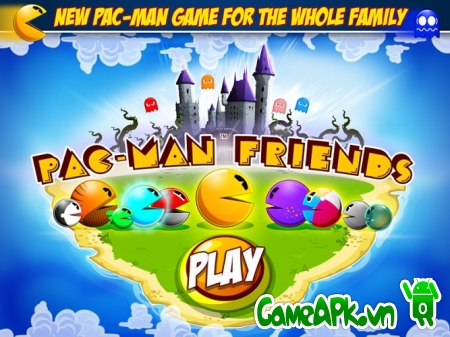 PAC-MAN Friends v1.0.2 hack full Lives cho Android