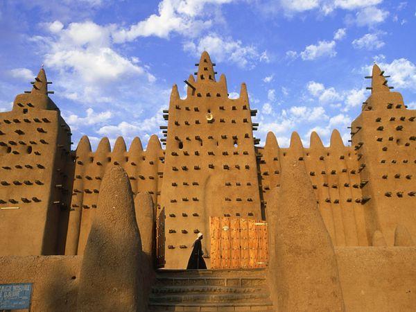Djenne - Mezquita 3