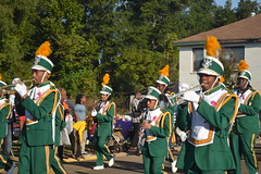 022 Grambling High School Band