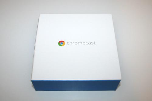 04 - Google Chromecast - Innere Box