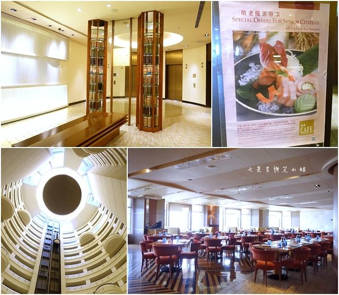 6 香格里拉台南遠東國際飯店醉月軒 cafe 茶軒 餐飲