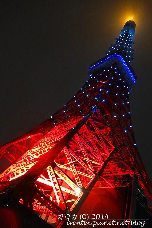 12-2刀口力日本東京鐵塔