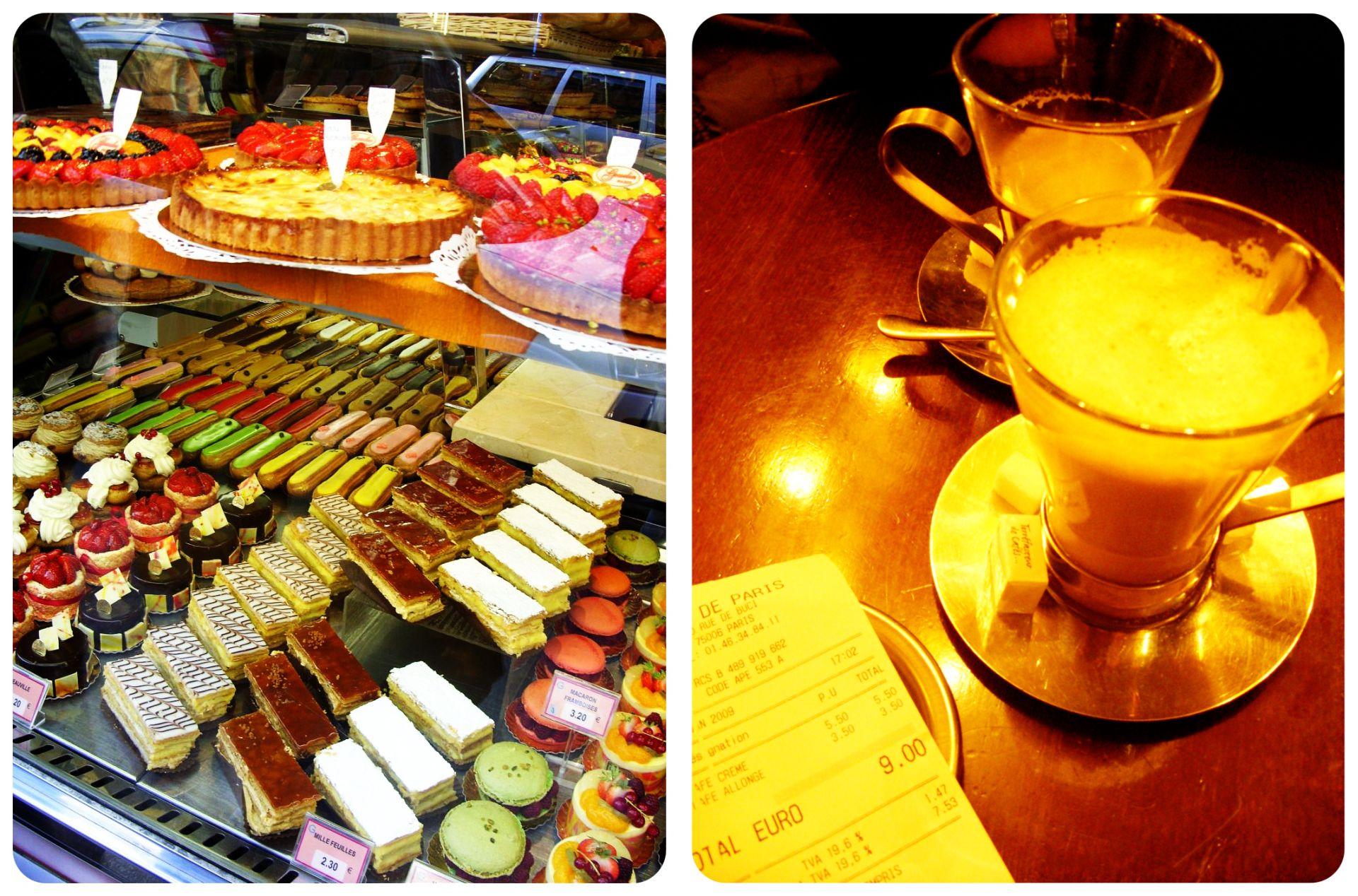 Paris Bakery Yumminess