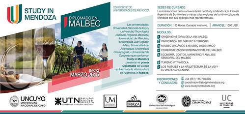 Mendoza: Lanzan el Diplomado en Malbec