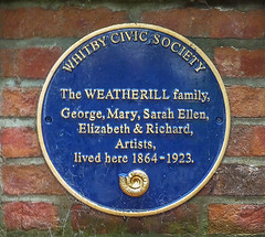 Photo of George Weatherill, Mary Weatherill, Sarah Ellen Weatherill, Elizabeth Weatherill, and 1 other