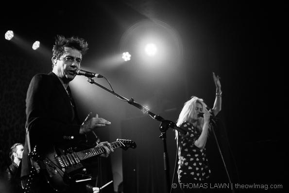 The Kills @ Wonder Ballroom, Portland 10/28/14