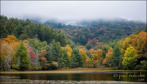 autumn usa mountains color fall leaves northcarolina mosesconemanor paulmalcolm basslakeblowingrocknorthcarolina