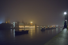 London in the Mist