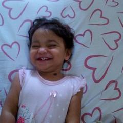 Hje o dia é dela e o tio ta cheio de sddes dessa risada gostosa, pura e linda. Feliz Aniversário minha princesa! 👑🎈🎈🎈🎉🎉🎉