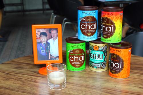 Chai Cans