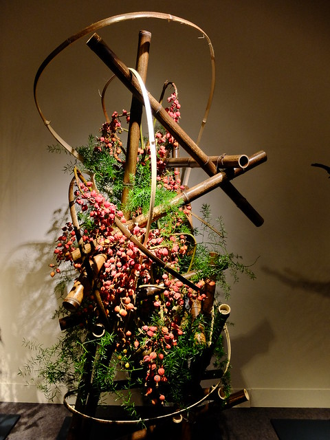 Kojun Shishido The 96th Sogetsu Annual Exhibition 2014 Autumn 26
