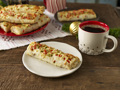 Chicken Fajita Roll