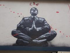 Prière de banquier - banker prayer