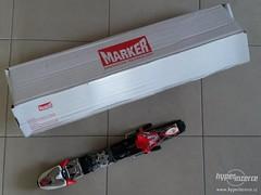 Marker Motion iPT 14.0 D - nové vázání - titulní fotka