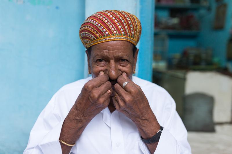Portrait, Udaipur