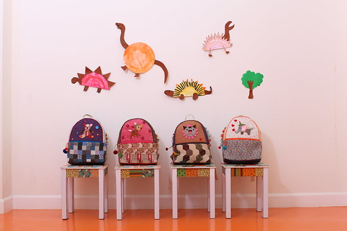 Nook-Nook Backpacks