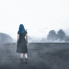 The sense of adventure in misty mornings // 16 10 14