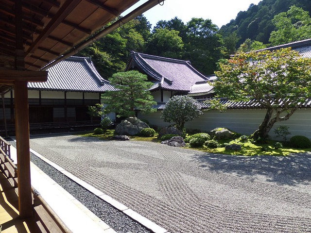 Nanzenji Temple Rock Garden 5