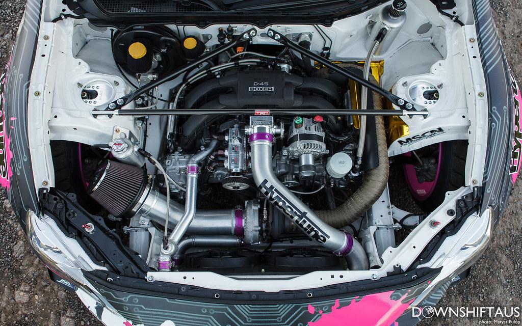 Turbocharged toyota 86