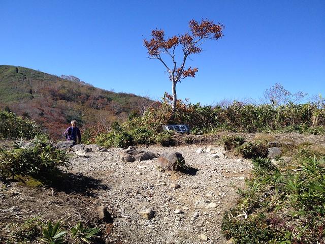 大日ヶ岳 ひるがの高原ルート 展望台