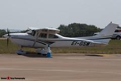 EI-GSM - 18280188 - Private - Cessna 182S Skylane - Fairford RIAT 2006 - Steven Gray - CRW_1639