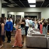Middle school dance starting