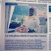 Oggi sul Corriere la campagna che chiede che la pizza napoletana diventi patrimonio dell'UNESCO. Raccolte 26.900 firme su https://www.change.org/p/proteggiamo-il-made-in-italy-la-pizza-come-patrimonio-unesco