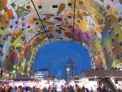 Markthal covert market (Rotterdam, Netherlands 2014)