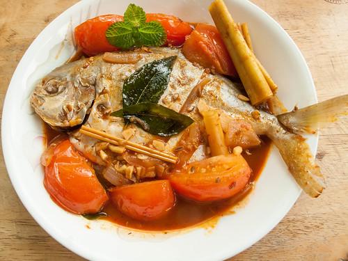 023 简易咖喱鱼