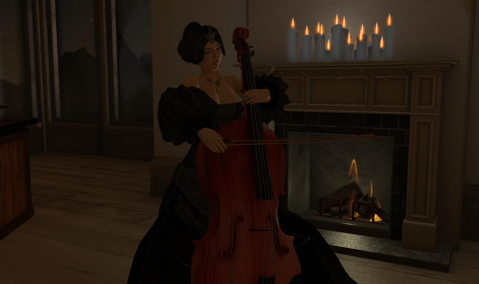 ATP The Red Cello