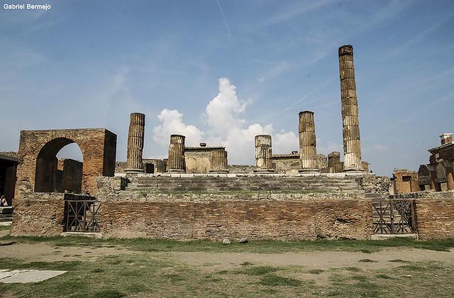 Templo de Jupiter - Pompeya