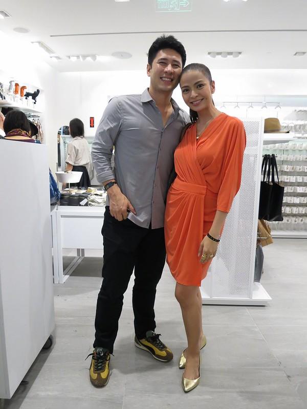 Paolo and Rissa Trillo