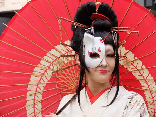 Kagurazaka Bakeneko Parade 2014-31