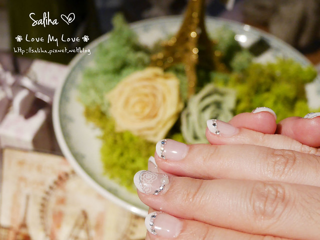 婚禮結婚新娘美甲指甲 (12)
