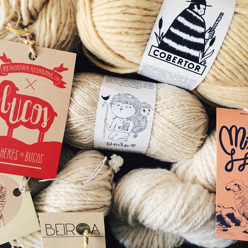 portuguese wool