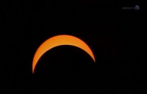 ¿Podré ver el eclipse parcial de Sol este 23 de octubre?