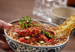 Mì s??n n??ng - Vietnam Food Stylist