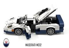 Maserati MC12 (2004)