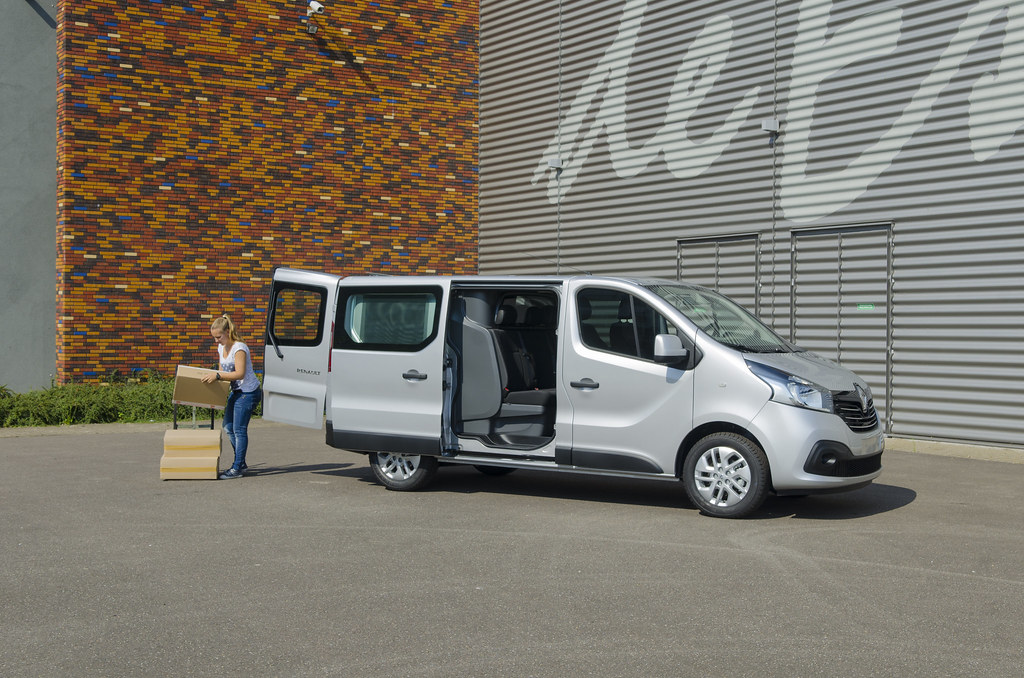 Renault Trafic 2014 - Double Cab Luxury