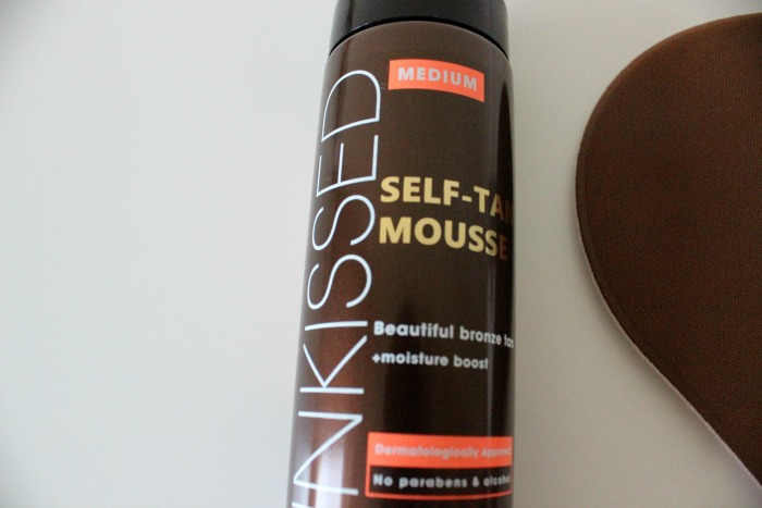 Sunkissed Self-Tan Mousse in Medium Review